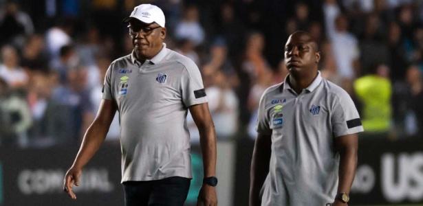 Chulapa foi expulso contra o Fla, mas advertência não constou na súmula da partida - Ivan Storti/SantosFC