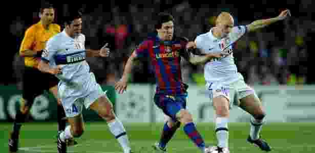 Messi - Michael Regan/Getty Images - Michael Regan/Getty Images