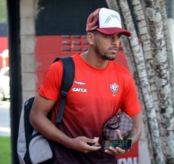 Junior Todinho, ex-atacante do Vitória