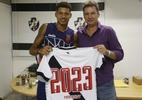 Vasco renova com Marrony até 2023 e multa passa dos 30 milhões de euros - Rafael Ribeiro/Vasco