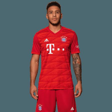 Corentin Tolisso, meio-campista do Bayern de Munique - Divulgação/Site oficial do Bayern de Munique