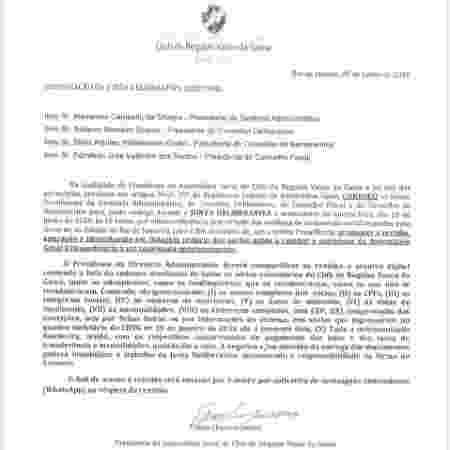 Convocação da Junta Deliberativa do Vasco faz exigências a Alexandre Campello - Divulgação - Divulgação