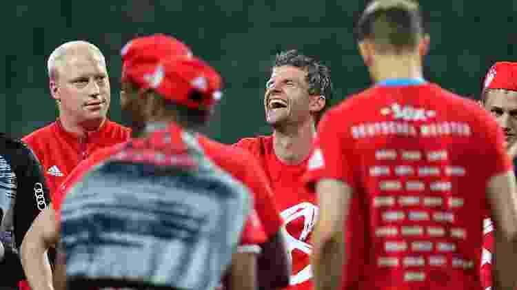 O Bayern Munique ganhou todas as edições da Bundesliga desde a temporada 2012/2013 - Stuart Franklin/Getty Images - Stuart Franklin/Getty Images