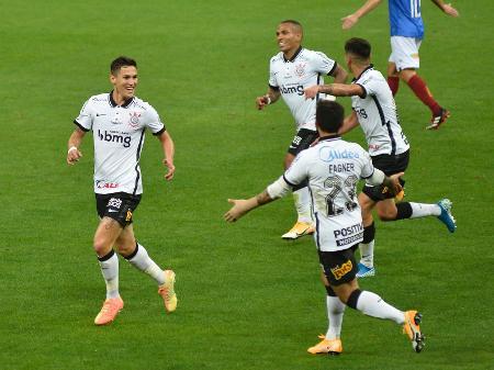 Corinthians Tem Melhor Ataque E Segunda Pior Defesa Do Brasileirao 2020 16 09 2020 Uol Esporte