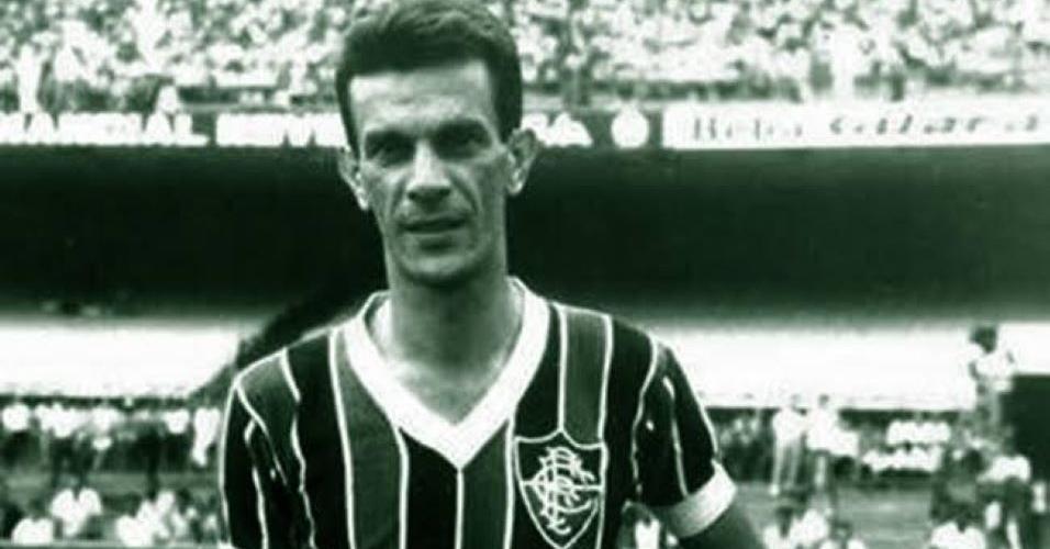 Telê Santana, quando jogava no Fluminense