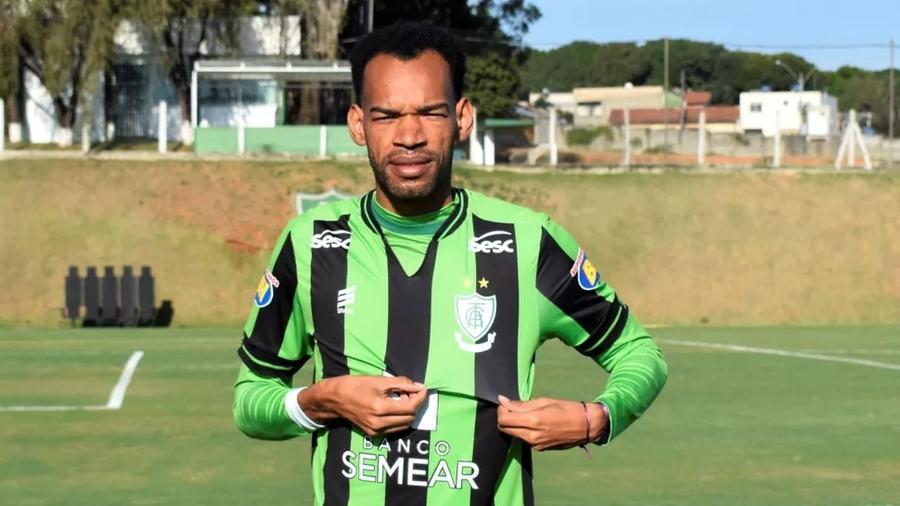 Anderson tem 26 anos e vínculo com o América-MG até dezembro de 2021 - João Zebral/América-MG