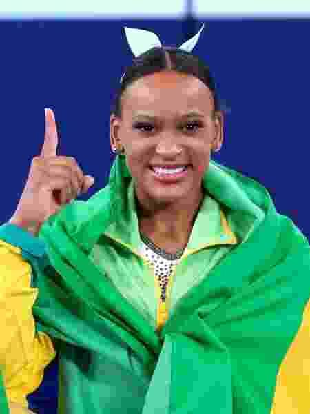 Rebeca Andrade é ouro no salto das Olimpíadas de Tóquio - Ricardo Bufolin/CBG - Ricardo Bufolin/CBG