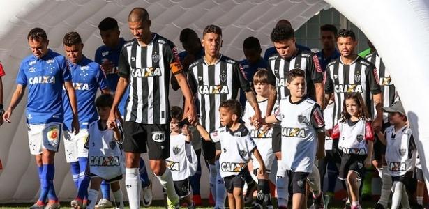 Alguns destaques de Cruzeiro e Atlético jogarão o clássico pela primeira vez