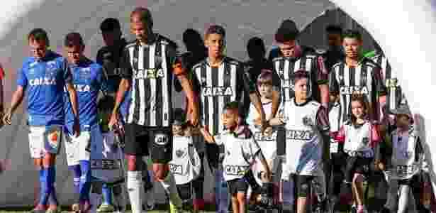 Clássico deste domingo será o último das gestões de Gilvan e Nepomuceno - Bruno Cantini/Atlético-MG