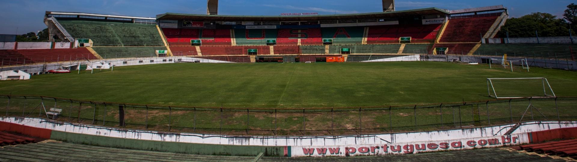 Dívidas da Portuguesa fazem Estádio do Canindé ir a leilão em novembro