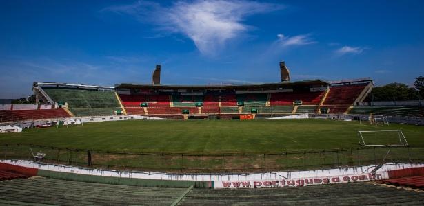 Dívidas da Portuguesa levaram o estádio do Canindé a leilão