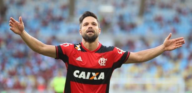 Diego e companhia estreiam no Campeonato Carioca no dia 28 de janeiro