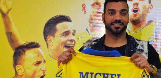 Michel Macedo estaria na mira do Barcelona
