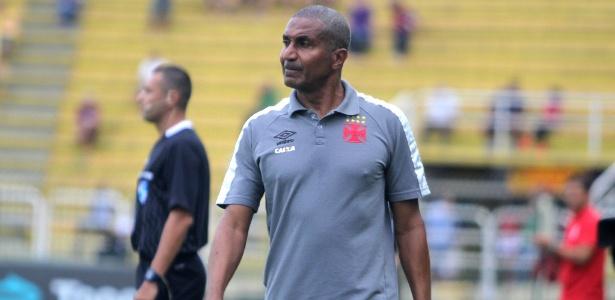 Cristóvão Borges tem sido vaiado constantemente nos jogos do Vasco