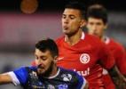 Velho problema: defesa do Inter piora estatística de time rebaixado - Ricardo Duarte/Inter