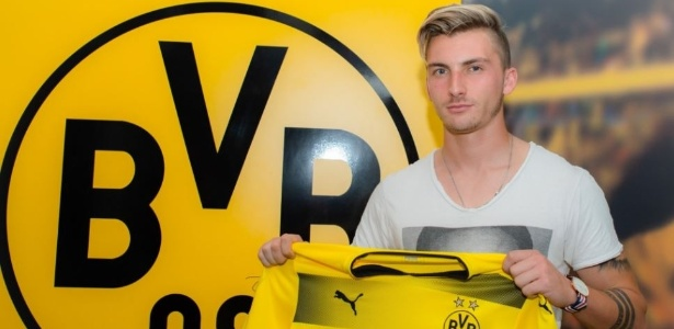 Maximilian Philipp foi contratado por cinco anos