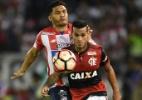 Trauco lamenta situação de Guerrero e diz que colega fez falta no Flamengo - Luis Acosta/AFP