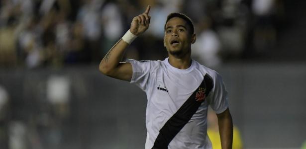 Yago Pikachu fez o segundo do Vasco contra a Universidad de Concepción