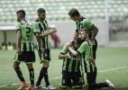 América fica no 0 a 0 fora de casa e pode perder vice-liderança do Mineiro (Foto: Mourão Panda/América)