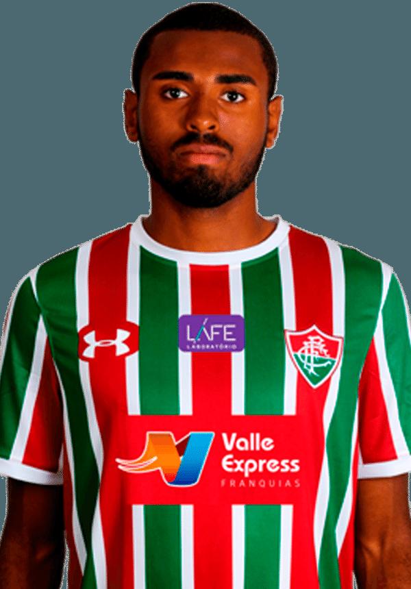 Caio, meia do Fluminense