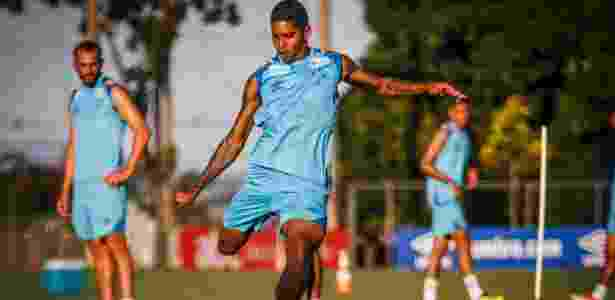 Raniel fez um dos gols do Cruzeiro. Rafinha, Renato Kayzer e Murilo também marcaram - Vinnicius Silva/Cruzeiro