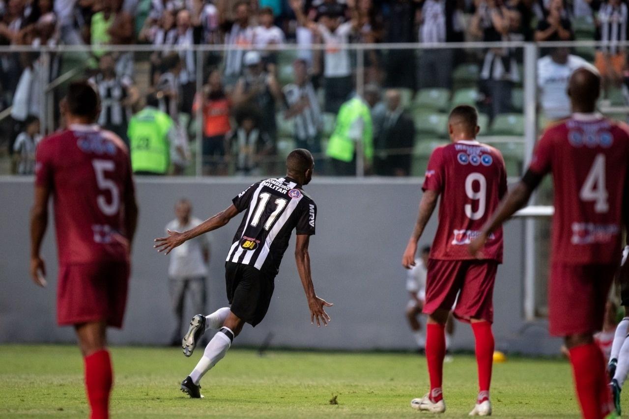 Atlético-MG vence Guarani no último jogo antes de estreia na Libertadores -  Esporte - BOL c307a9f1f9bc2