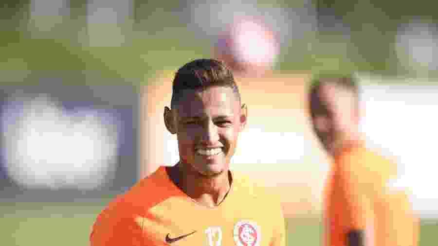 Neilton não conseguiu se consolidar como alternativa na equipe do Internacional - Ricardo Duarte/Inter