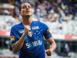 8d39e09abd Rodriguinho elogia grupo após 1º gol pelo Cruzeiro