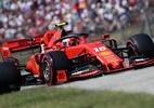 Leclerc supera Vettel em dia de domínio das Ferraris na Bélgica - REUTERS/Lisi Niesner