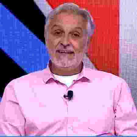 Fábio Sormani, comentarista dos canais Fox Sports - Reprodução