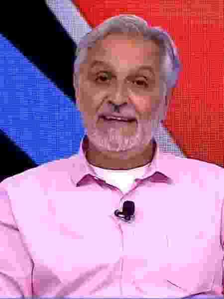 Sormani, comentarista dos canais Fox Sports - Reprodução