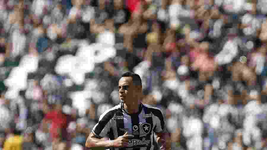 Victor Rangel comanda ataque do Botafogo contra o São Paulo - Vitor Silva/Botafogo