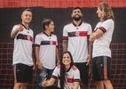 Os novos uniformes do futebol no Brasil e no mundo