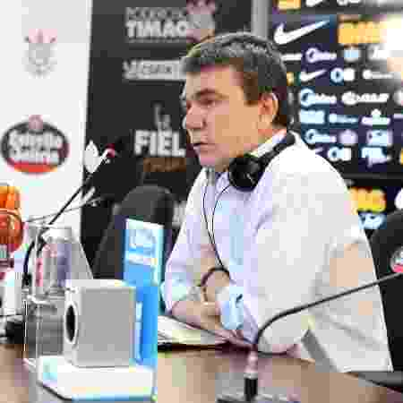 Andrés Sanchez testemunhou em ação movida por agentes contra DIS - Rodrigo Coca/Agência Corinthians