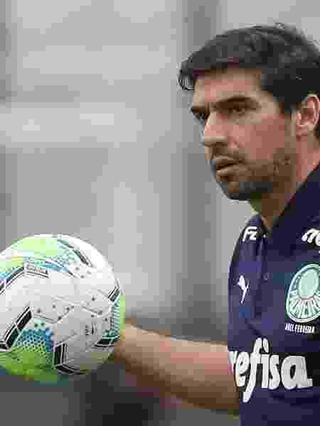 Abel Ferreira, técnico do Palmeiras - Cesar Greco