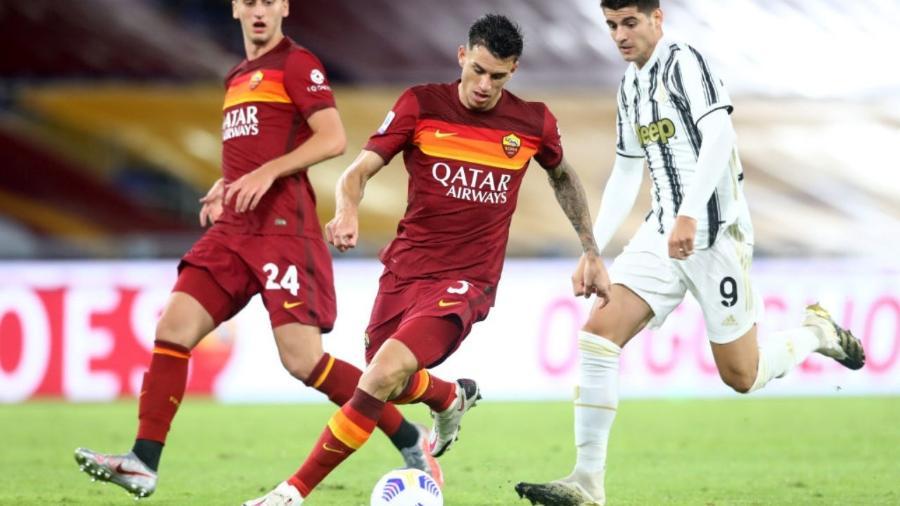 Brasileiro Roger Ibañez, da Roma, é o melhor zagueiro do Campeonato Italiano - Matteo Ciambelli/DeFodi Images via Getty Images