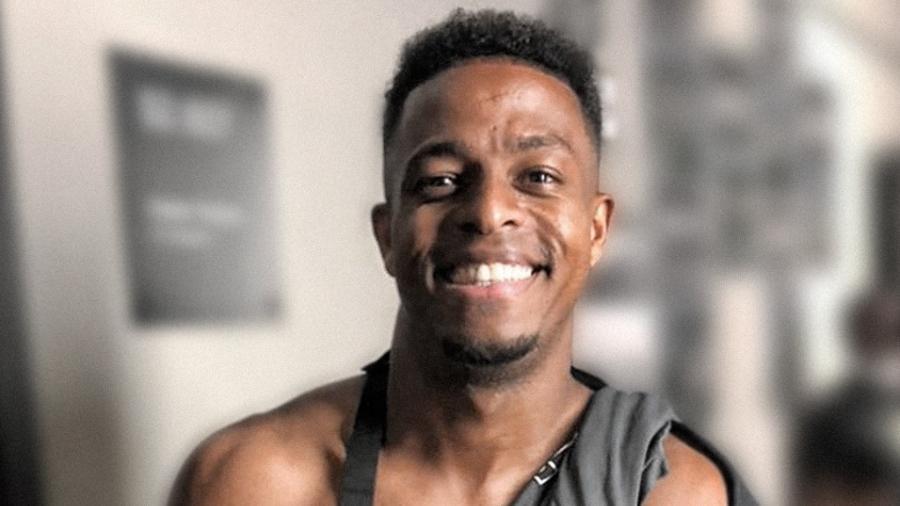 Galo chegou a informar, após o jogo com o Santos, que Keno estava bem - Atlético-MG/Divugalção
