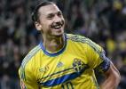 Suécia, de Ibra, será cabeça de chave em repescagem da Euro-2016 - Janerik Henriksson/Reuters