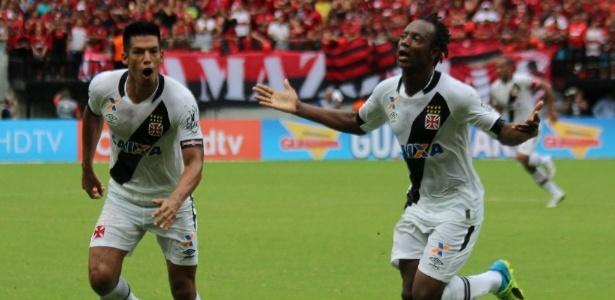 Andrezinho é problema do Vasco para duelo contra o Bahia