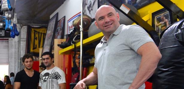 Dana White anunciou mudanças no organograma do UFC - Robert Laberge/Zuffa LLC/Zuffa LLC via Getty Images
