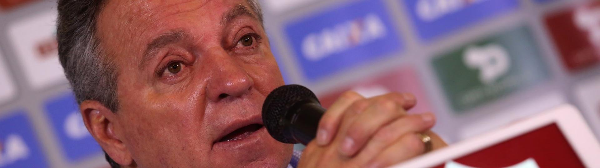 Técnico Abel Braga volta para a terceira passagem pelo Fluminense