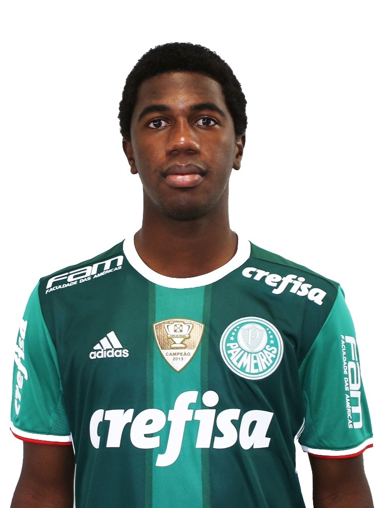 Laerte, atacante sub-20 do Palmeiras