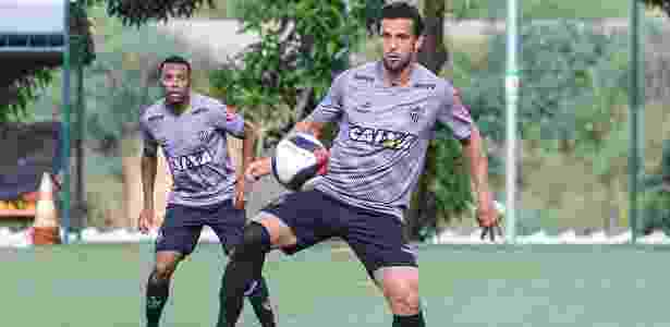 Robinho e Fred defenderam as cores do Atlético-MG entre 2016 e 2017 - Bruno Cantini/Clube Atlético Mineiro