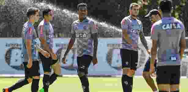 Clube cancelou folga desta segunda e jogadores se reapresentarão para treino fechado - Bruno Cantini/Clube Atlético Mineiro