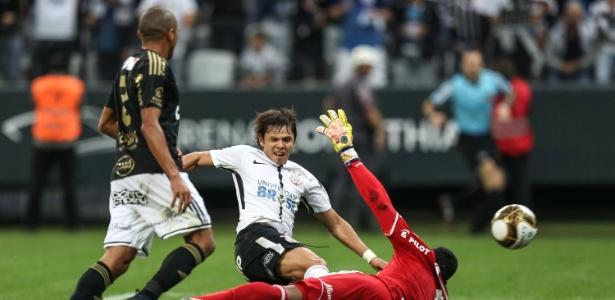 Corinthians é o atual campeão paulista, derrotando a Ponte nas finais - Ricardo Nogueira/Folhapress