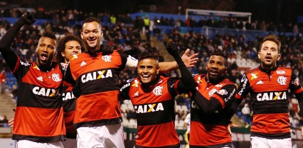A Copa Sul-Americana se transformou em uma prioridade do Flamengo na temporada