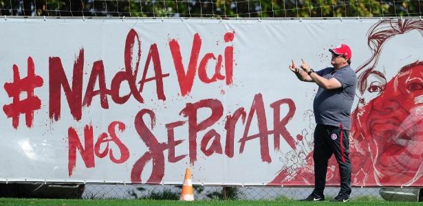 Técnico Guto Ferreira permanece no Internacional na próxima temporada