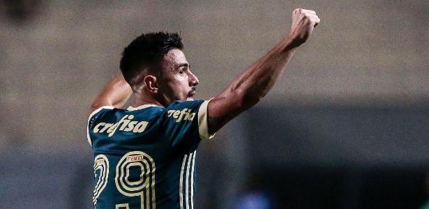 Willian deverá voltar à equipe do Palmeiras