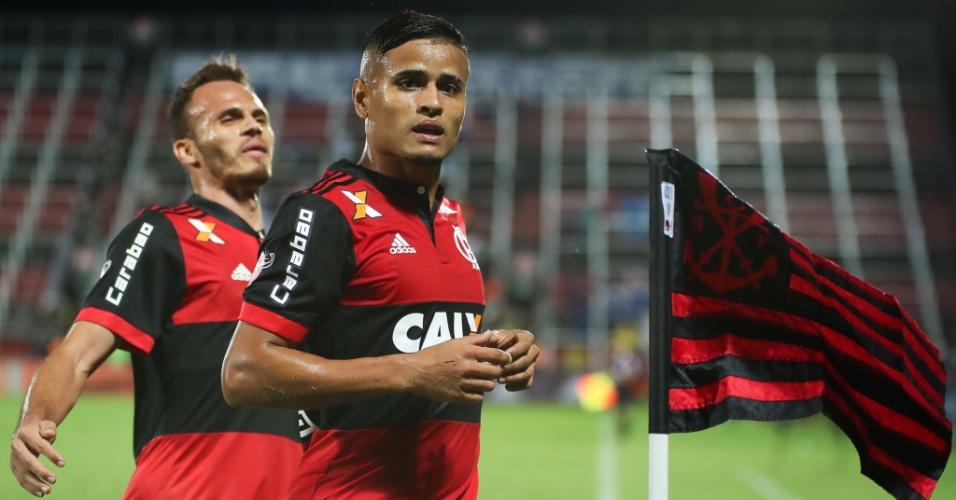 O meia Everton é um dos jogadores mais valorizados do milionário elenco do Flamengo
