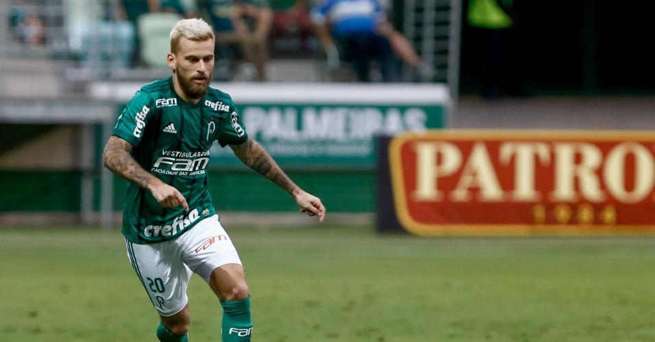 Campeonato Paulista | As pessoas falam demais, diz L. Lima após golaço pelo Palmeiras